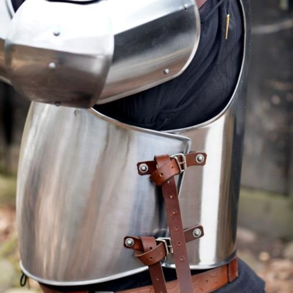 Epic Armoury Medieval Italian cuirass & backplate