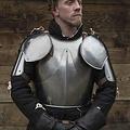 Epic Armoury hombreras medievales Richard