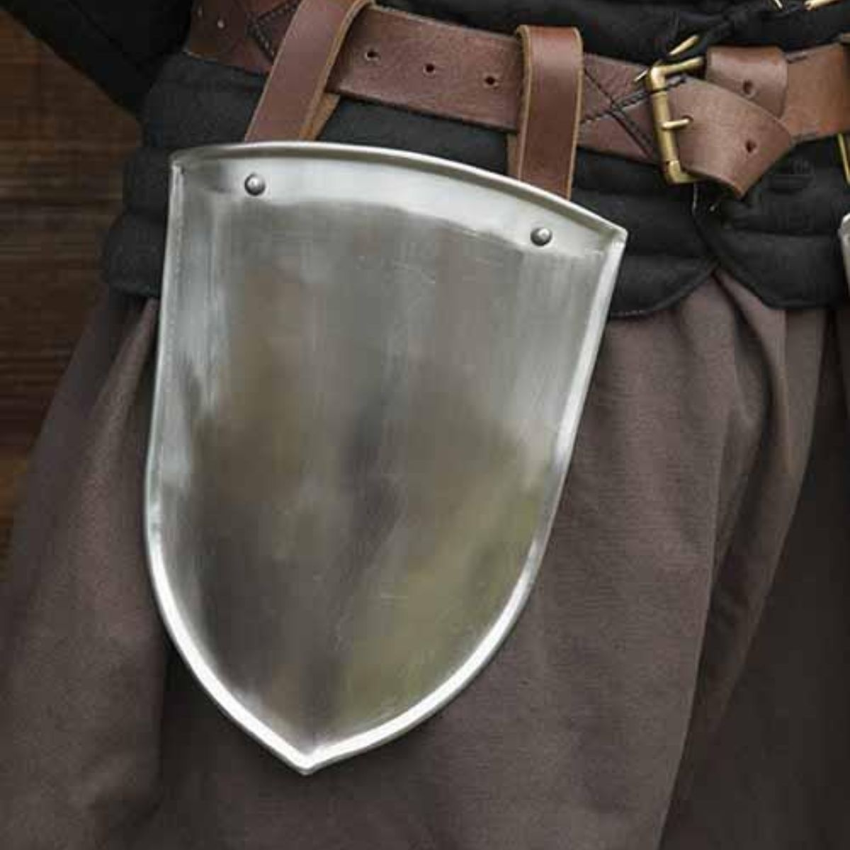 Belt shields Scout