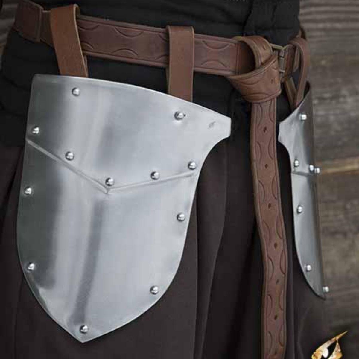 Belt shields infantry