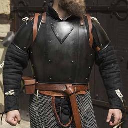 Full armor set Hamon, patinated