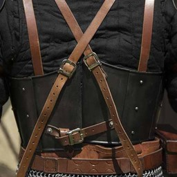 conjunto de armadura completa Hamon, patinado