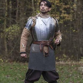 Epic Armoury Full rustning set Hamon, polerad