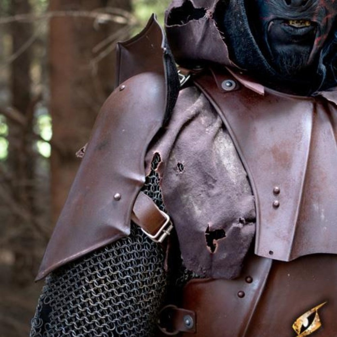Epic Armoury jeu d'armure Orc