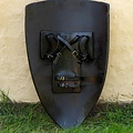 Epic Armoury LARP Kite proteger Teutónica