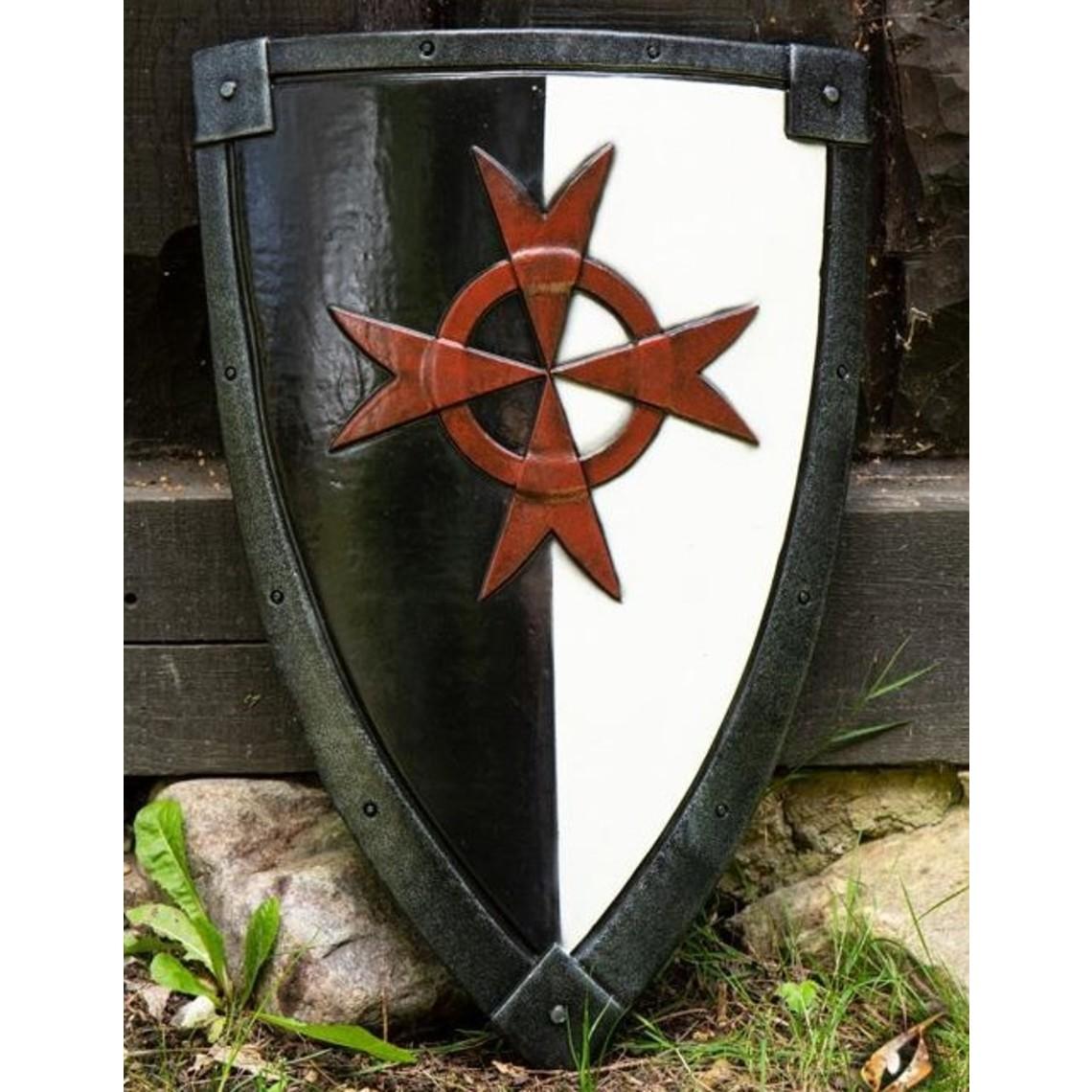 Epic Armoury LARP kite shield Crusade
