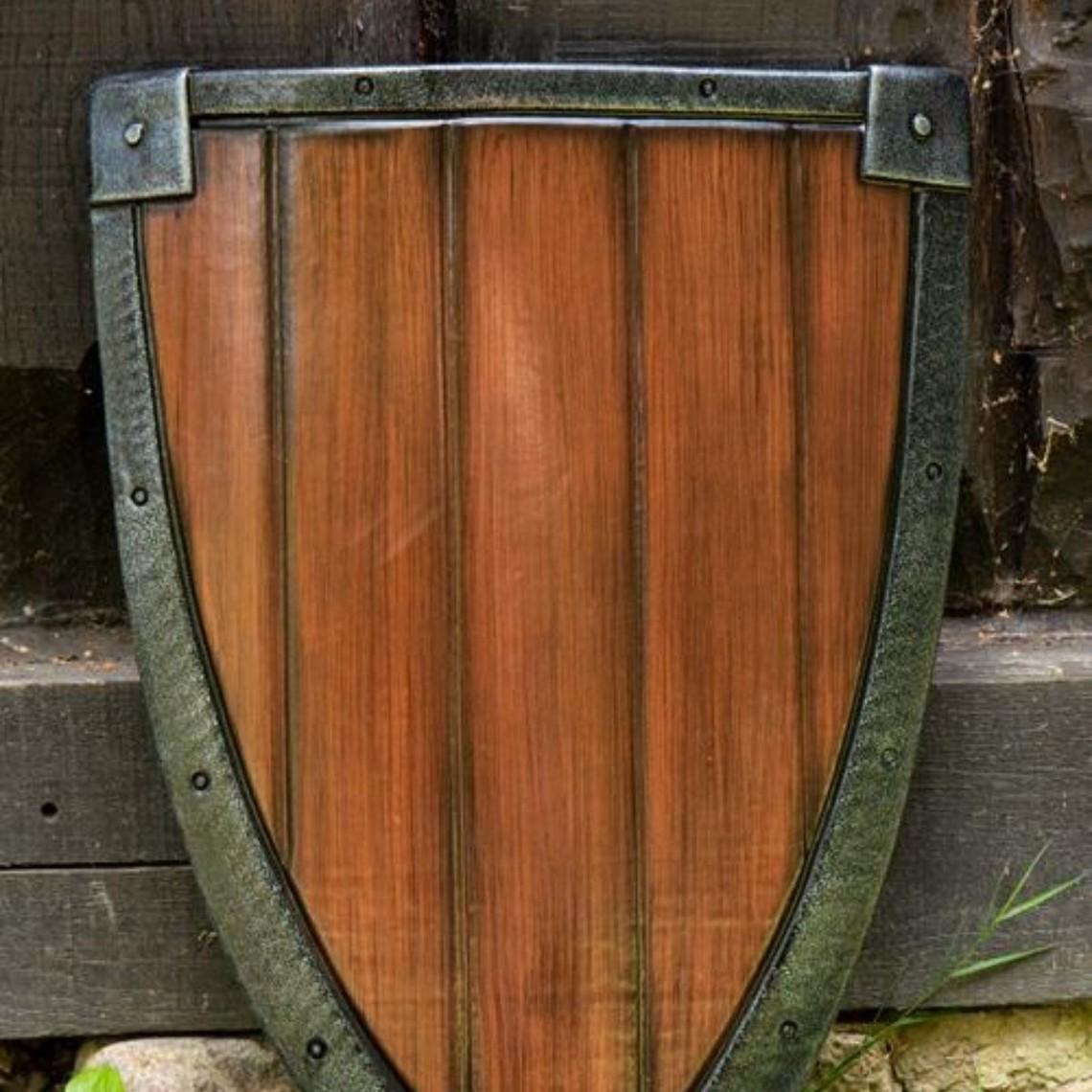 Epic Armoury LARP vliegerschild ridder