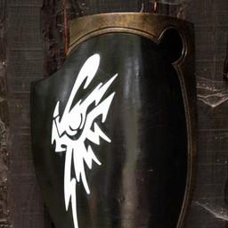 LARP elven tournament shield