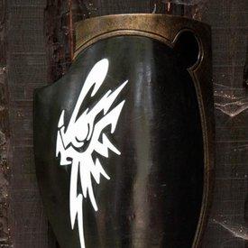 Epic Armoury escudo torneo LARP élfica