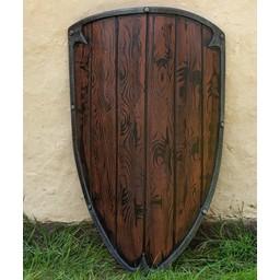 LARP Drachens shield footman