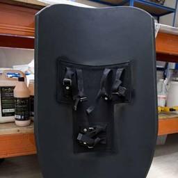 scudo GRV fai da te 100 x 60 cm