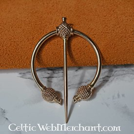 Thistle fibula brons