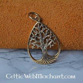 Árbol de la vida, de bronce