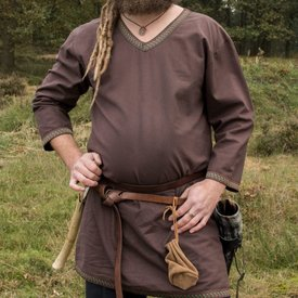 Brown Viking tunic
