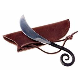 Cuchillo druida celta