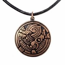 Norse Borre amulet, bronze