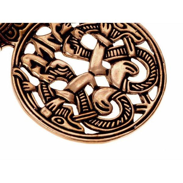 Varby Jellingensieraad, brons