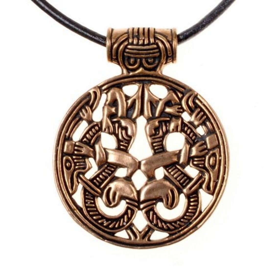 Varby Jellinge juvel, brons