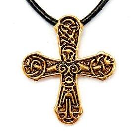 Gåtebo Viking kors, brons