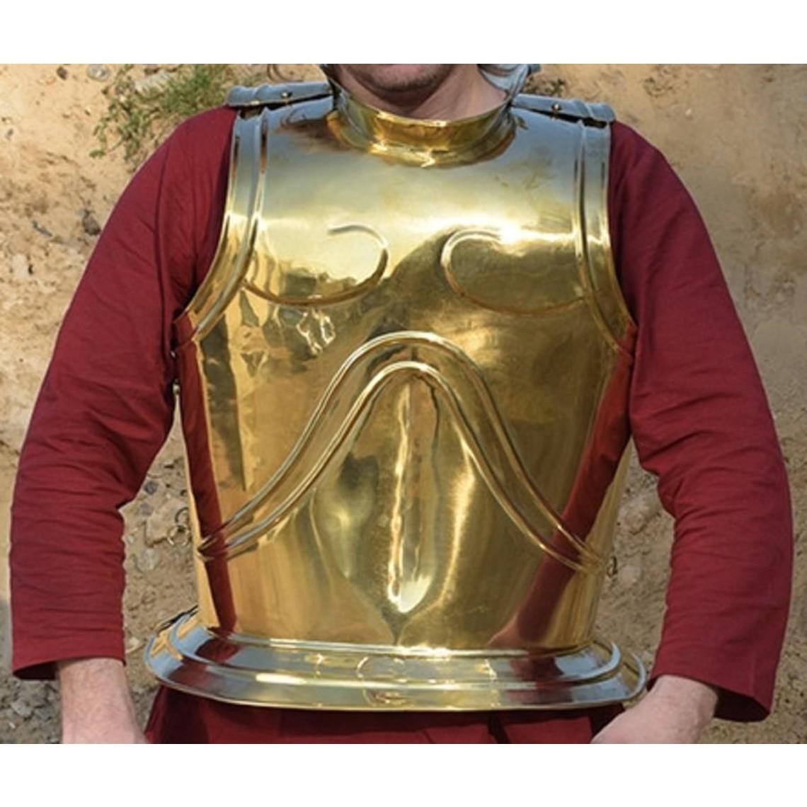 Deepeeka Grieks Archaïsche borst- en rugplaat