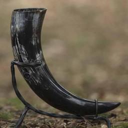 Celtic drinking horn 0,5L, dark
