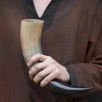 Epic Armoury de vaso curvado con el oído 0,5L, luz