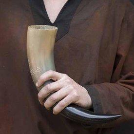Epic Armoury Corne à boire celtique 0,5L, clair