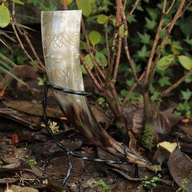Epic Armoury Corne à boire Druide 0,5L, léger
