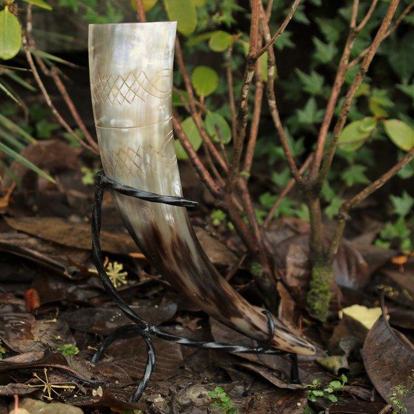 Epic Armoury Drinkhoorn druïde 0,5L, licht