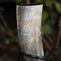 Epic Armoury Trinkhorn Druide 0,5L, leicht