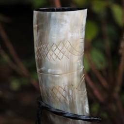 Drinkhoorn druïde 0,5L, licht