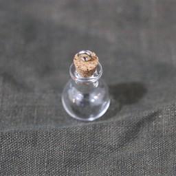 Anhänger runde Flasche