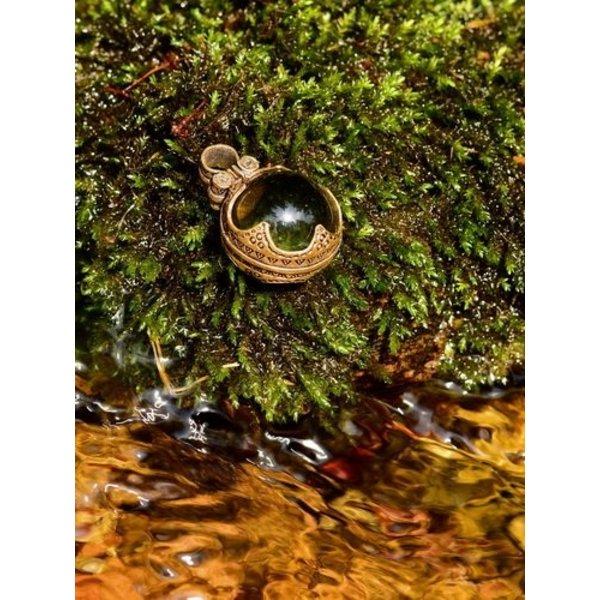 Gotland Viking bjergkrystal M, bronze