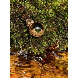 Gotland Viking Bergkristall L, Bronze
