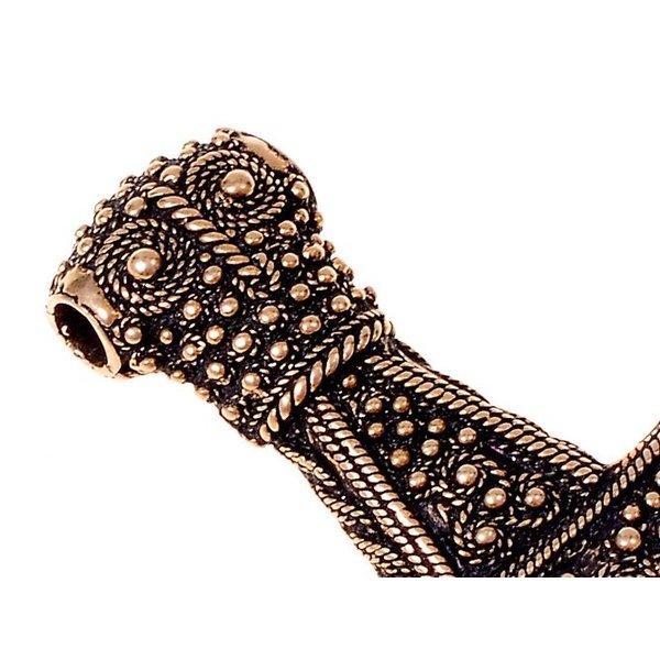 Thors hammer Oland, bronze