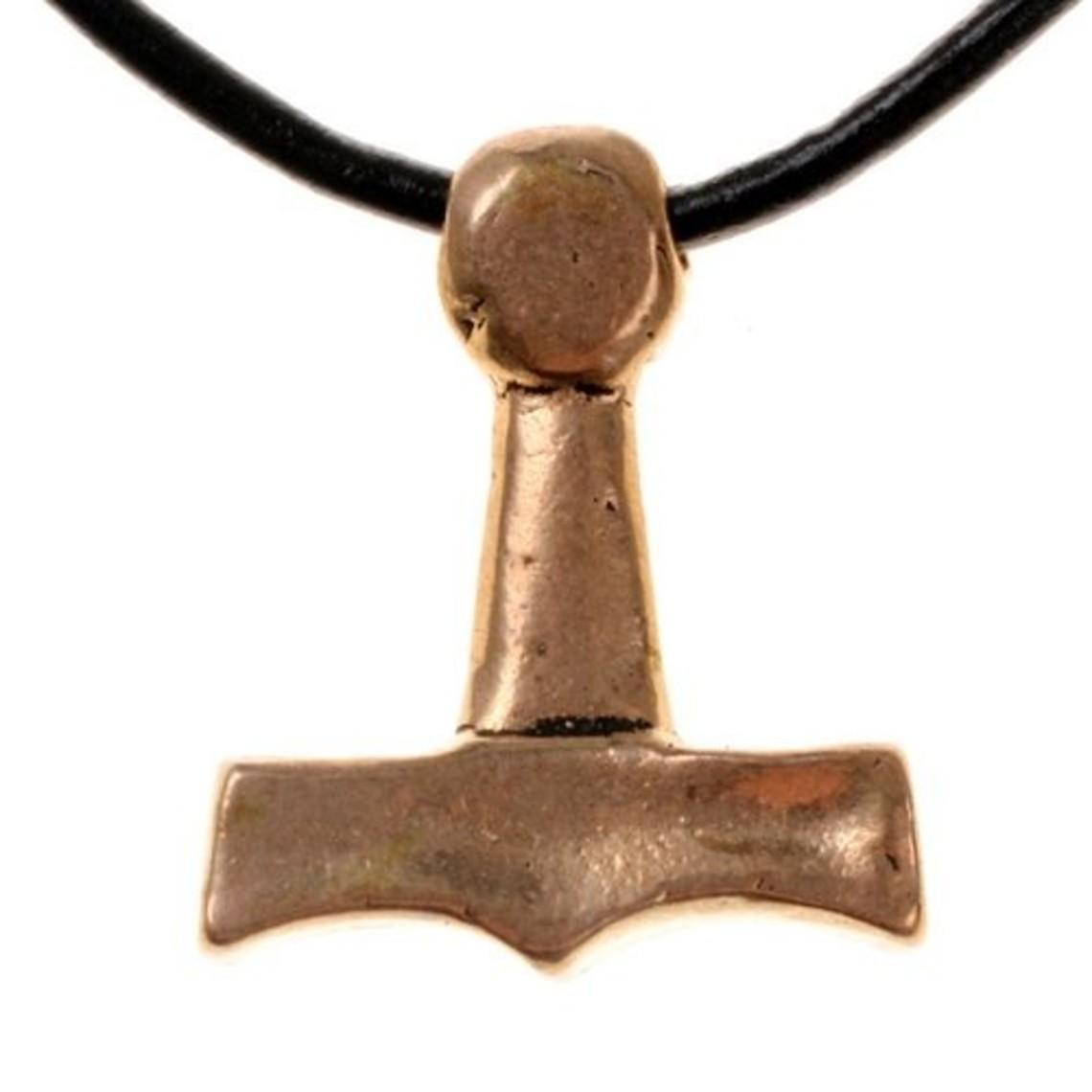 Thorshamer Sejro, brons