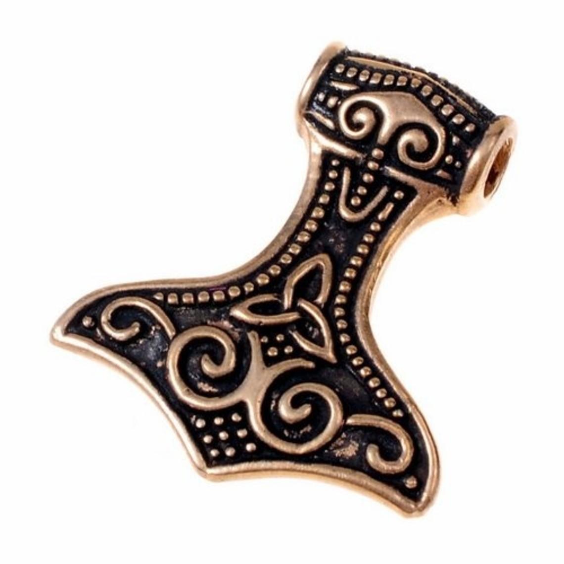 Rusvik Thors Hammer, Bronze