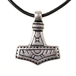 Gotlandia młot Thora, brąz