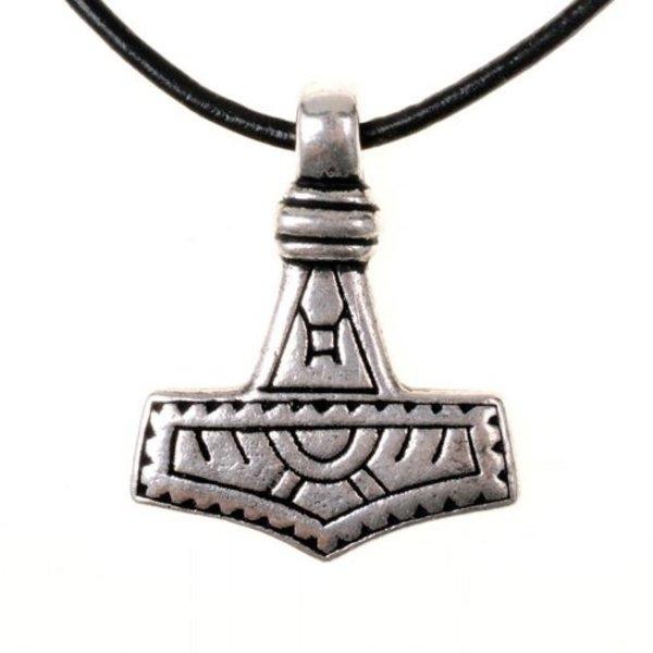 Gotland Thors hammer, bronze