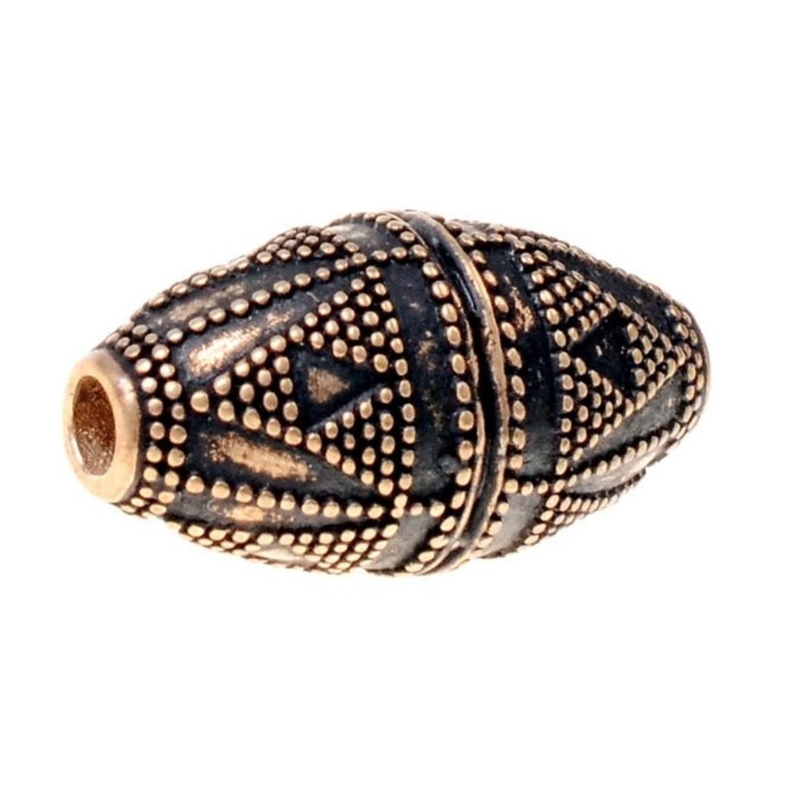 Vikingo cordón de Telemark, bronce