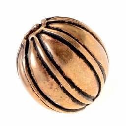 Melon vulst, brons