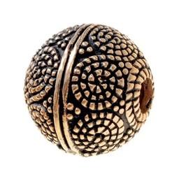 Viking bead Horsa, bronze