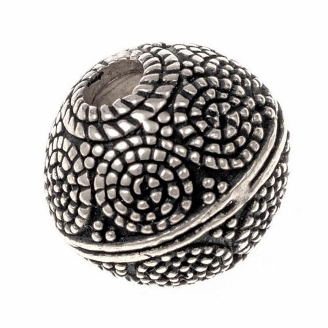 Perle Viking Horsa, argenté