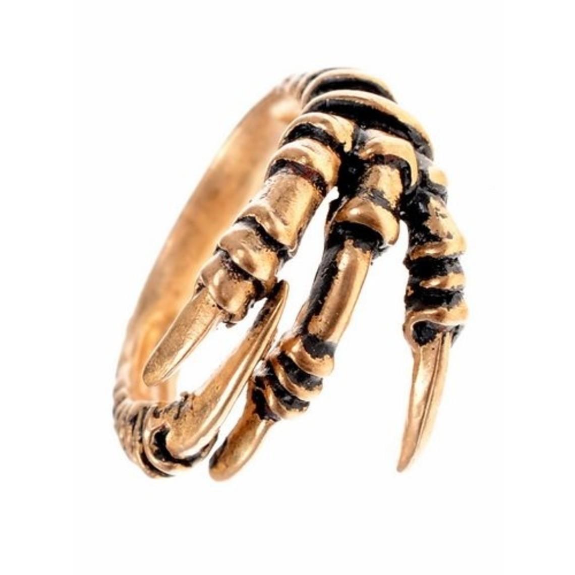Viking Ravenclaw anillo, bronce