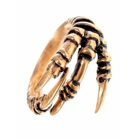 Viking ring Ravenclaws, brons