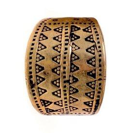 Rusvik anillo de Novgorod, bronce