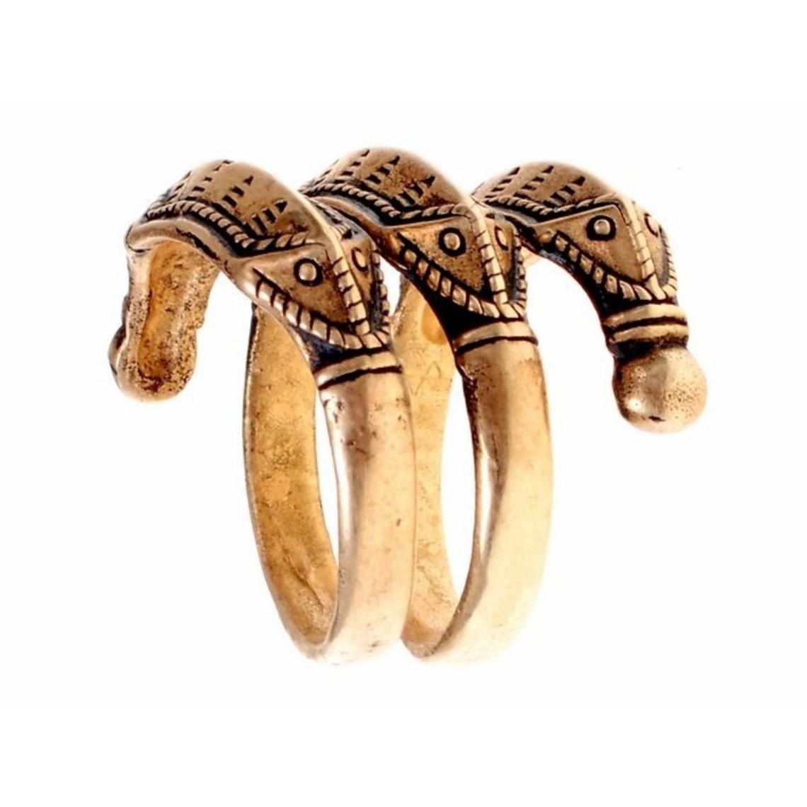 Età del Ferro anello Himlingoje, bronzo