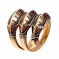 Eisenzeit Ring Himlingoje, Bronze