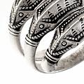 La edad de hierro anillo Himlingoje, plateado