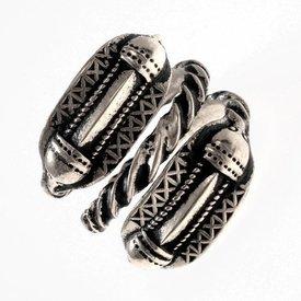 Germanique anneau de fer Âge Naustdal, argentait